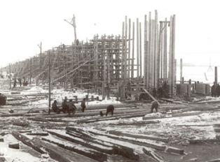 инструкция по строительству мостов на ряжах